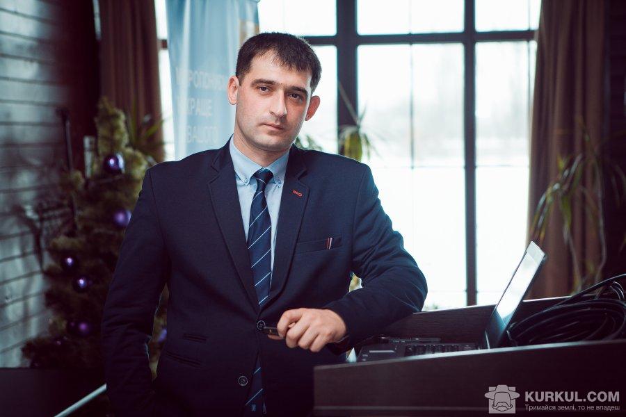Павло Моторнюк, менеджер із розвитку насіння «Суффле Агро Україна»