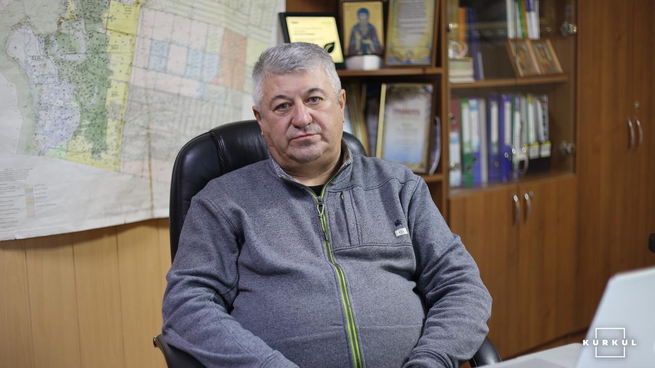 Олег Бегмат, співвласник та керівник ПСП «Орач»
