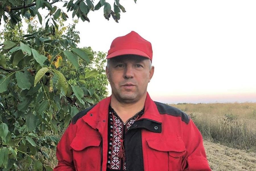 Іван Юкал, керівник ФГ «Єфрем»