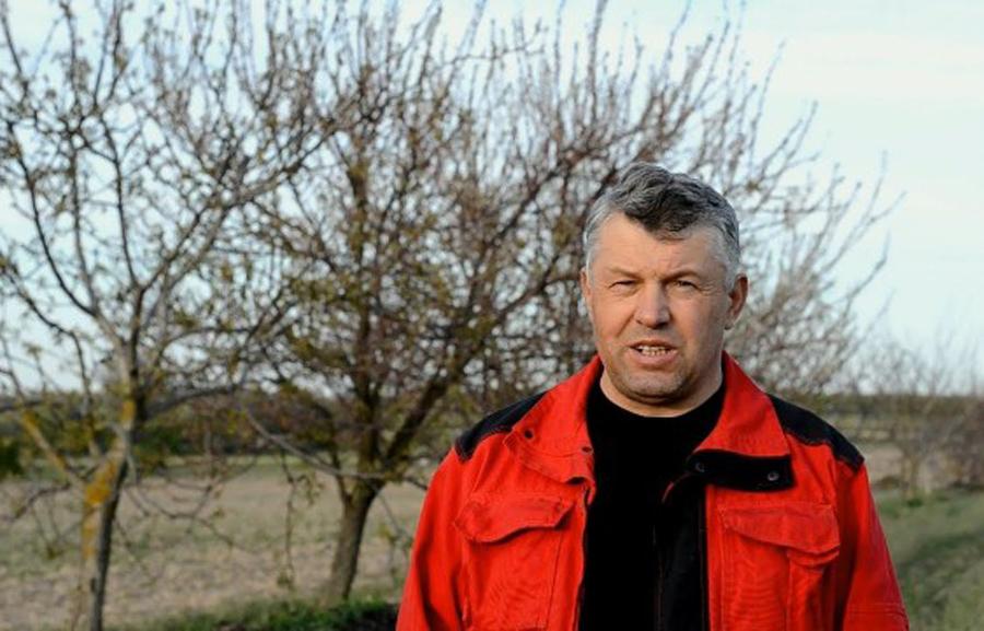 Іван Юкал, власник фермерського господарства «Єфрем»