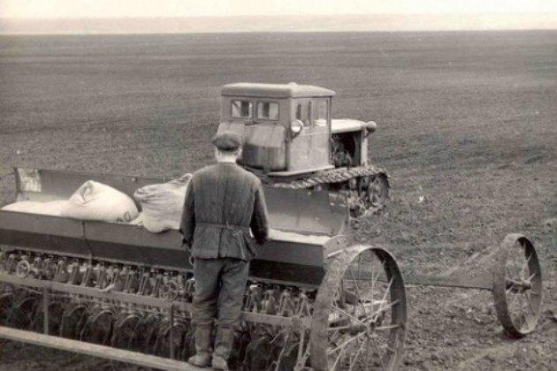 Обробіток цілинних земель, historicaldis.ru