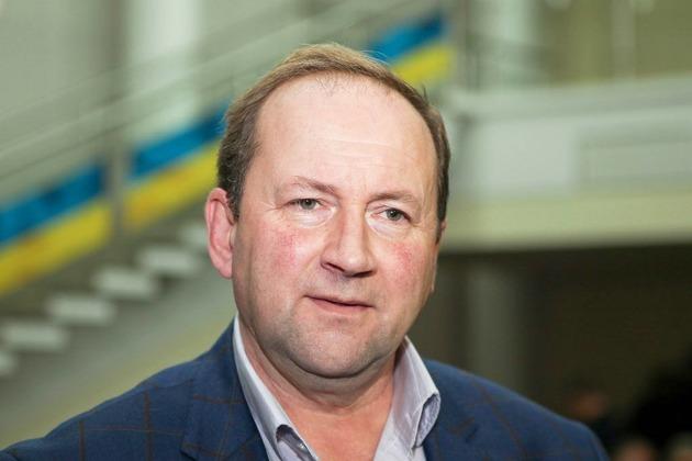 Юрій Мазан, топ-менеджер Ristone Holdings