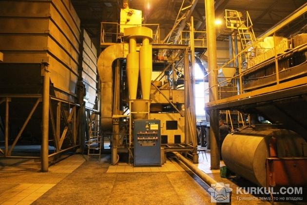 Олійний завод