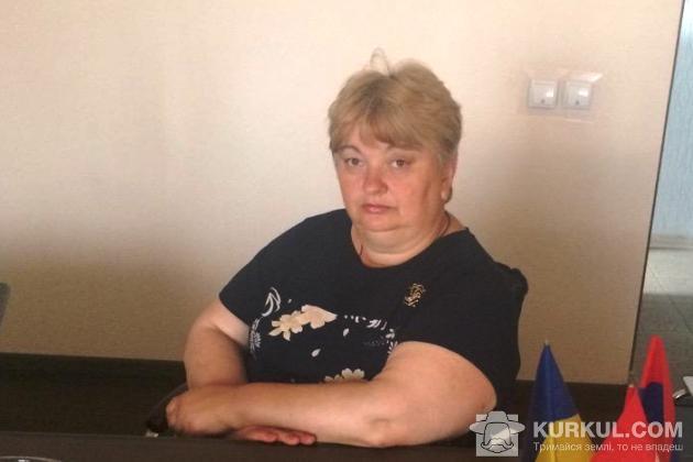 Анжела Волошина