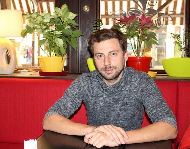 Артур Рижков, засновник стартапу