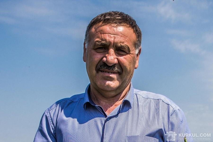 Филимон Антонюк, головний агроном підприємства «Сварог Вест Груп»
