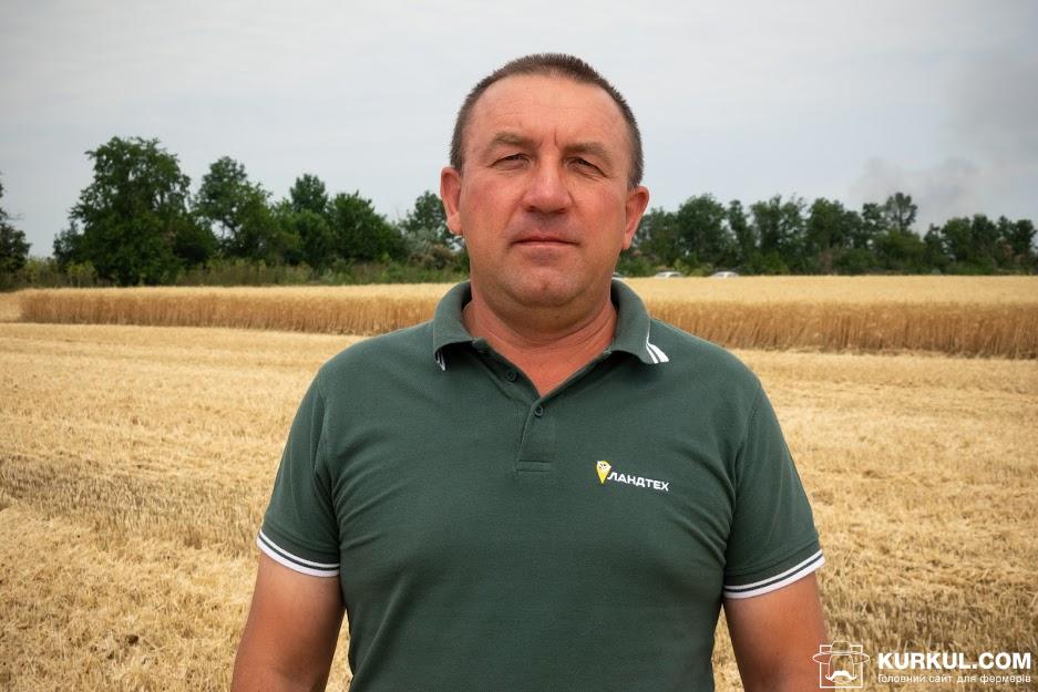 Вадим Баланда, торговий представник компанії «Ландтех»