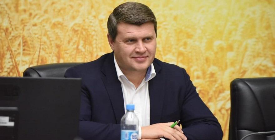 Вадим Івченко, народний депутат від фракції «Батьківщина», член парламентського комітету з питань аграрної та земельної політики