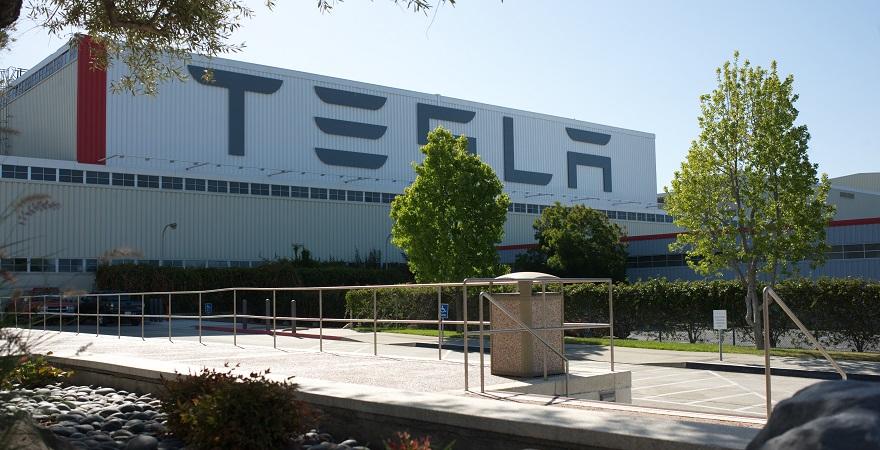 Завод Тесла в Пекіні, Китай