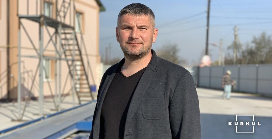 Олександр Якуба, директор Малинського та Костопільського елеваторів