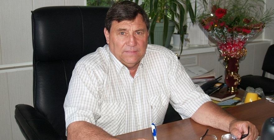 Валерій Капленко, гендиректор сільгосппідприємства «Воскобійники»