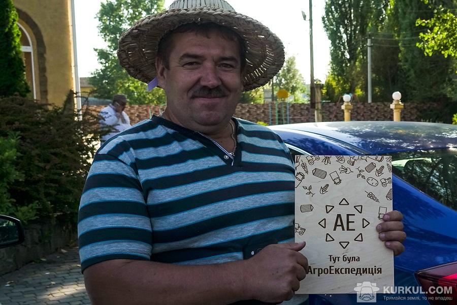 Анатолій Козак, директор з рослинництва підприємства «Агро-Юг В»