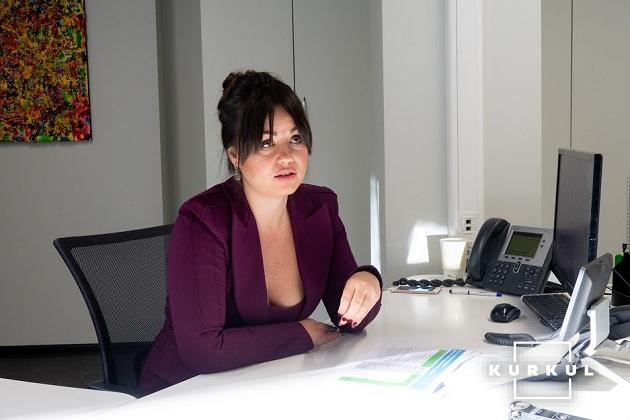 Наталія Бутковська-Вітвіцька, директор департаменту мікро-, малого та середнього бізнесу «Ощадбанку»