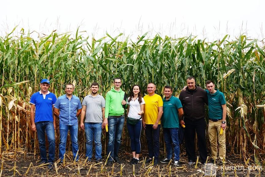 Учасники АгроЕкспедиції Кукурудза 2018