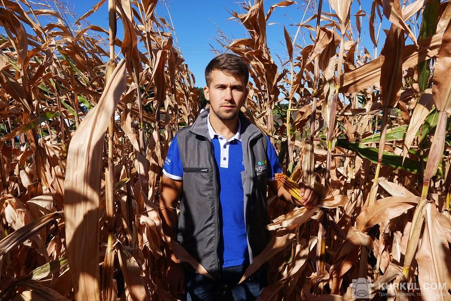 Ростислав Кириченко, регіональний представник «Август-Україна» в Сумській області