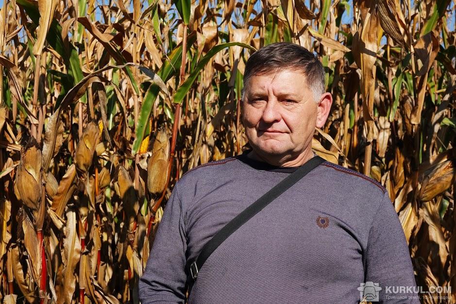 Володимир Іщук, головний агроном Козятинського відділення Cygnet Agrocompany