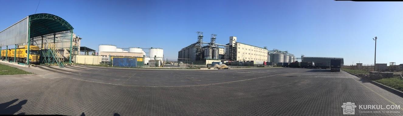 Територія заводу Allseeds