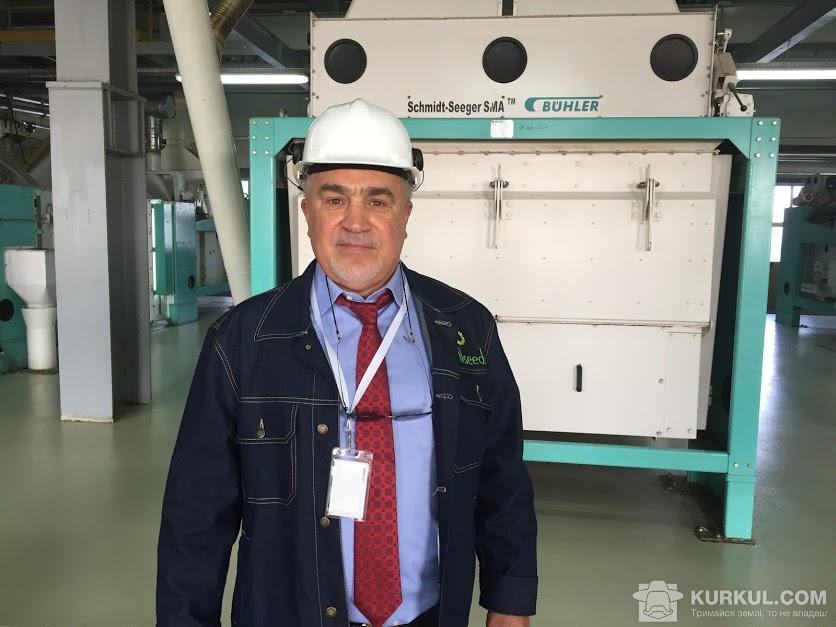 Володимир Слабовский, директор групи компаній Allseeds