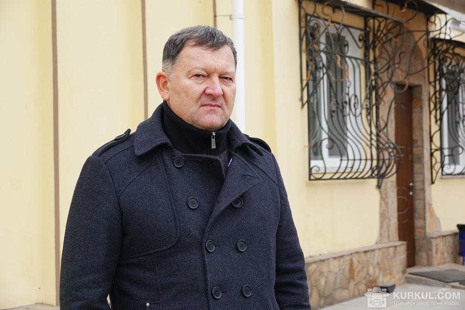 Анатолій Передерко, заступник директора з технічних питань підприємства «Агрофірма «Поле»