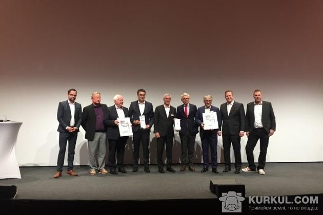 На церемонії нагородження «Машина року-2018»