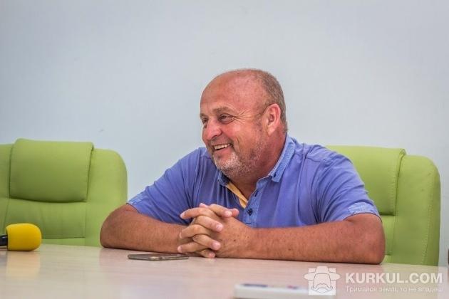 Директор з агровиробництва «Агропродсервісу» Андрій Баран