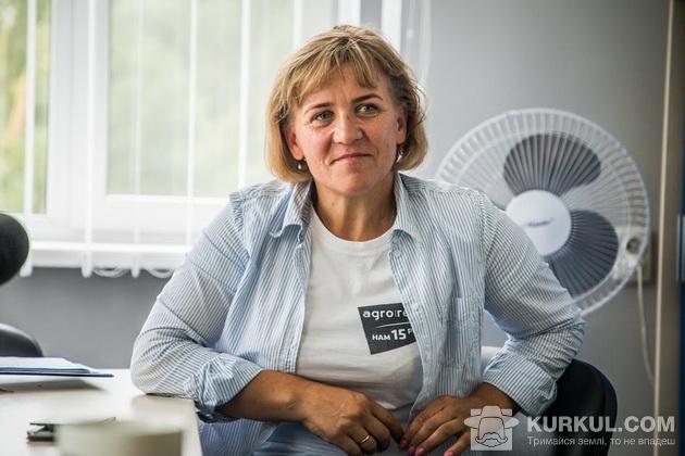 Лариса Бачинська