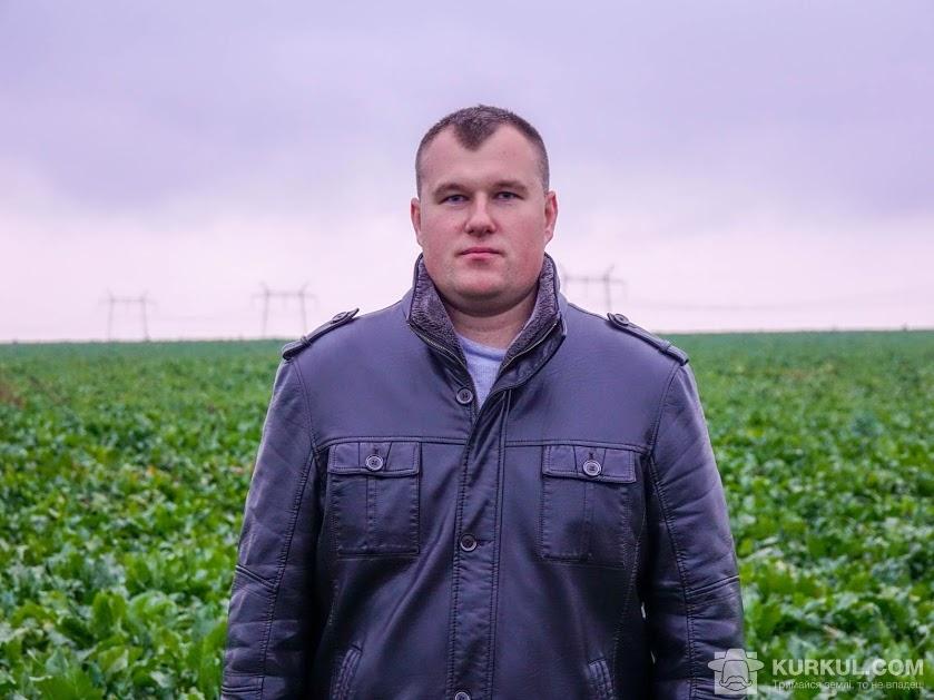 Денис Петросюк, представник Bayer в Тернопільській області