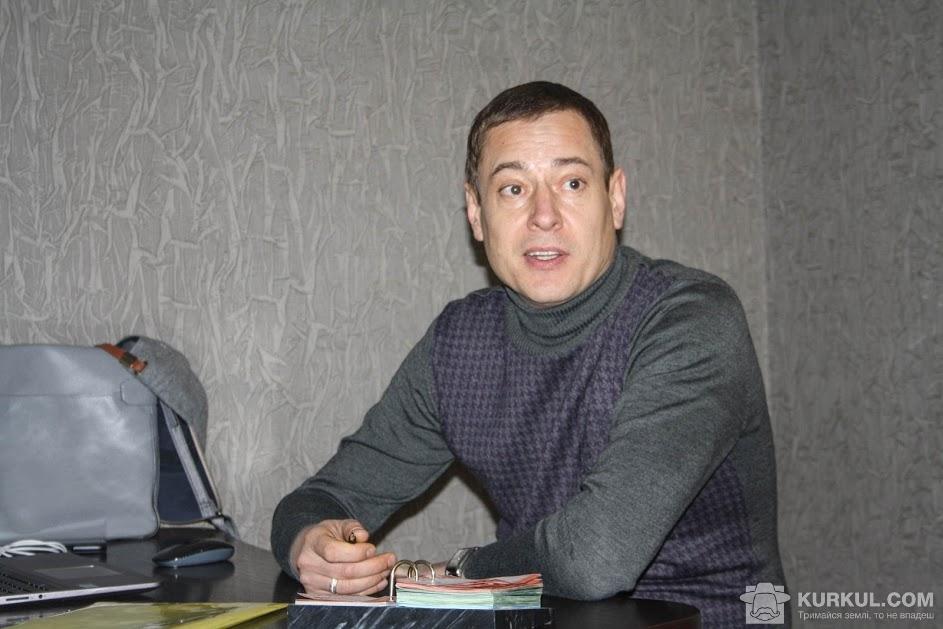 Мирослав Поліо, заступник директора підприємства «Злагода»