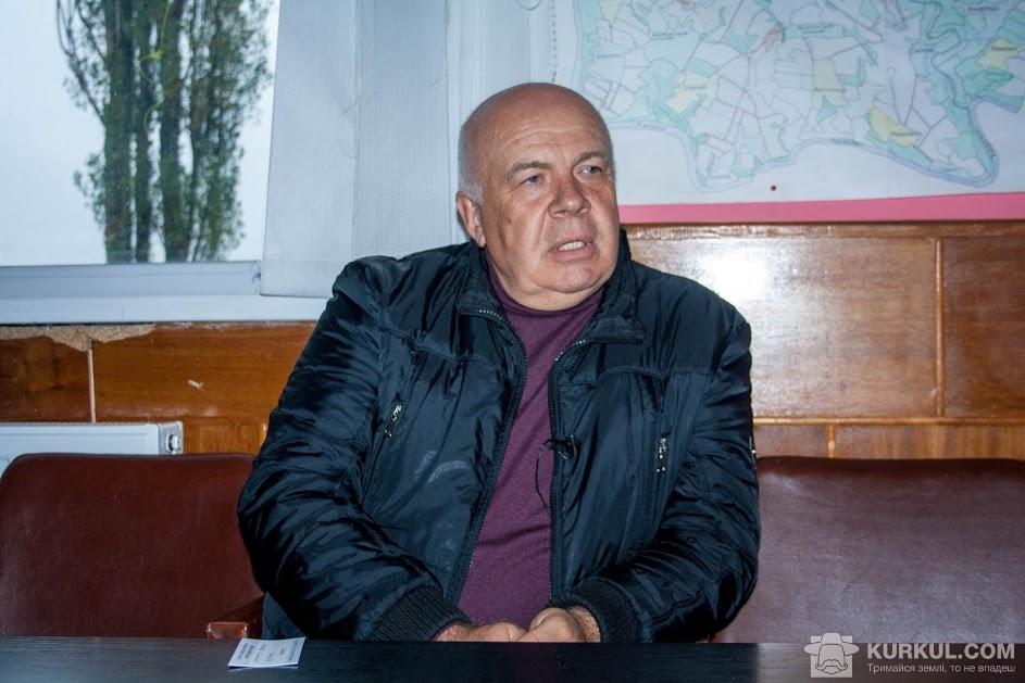 Григорій Опанасенко, головний технолог підприємства, кандидат сільськогосподарських наук