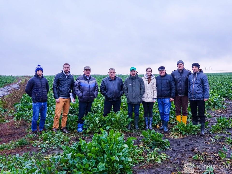 АгроЕкспедитори на полі компанії «Бучачагрохлібпром»