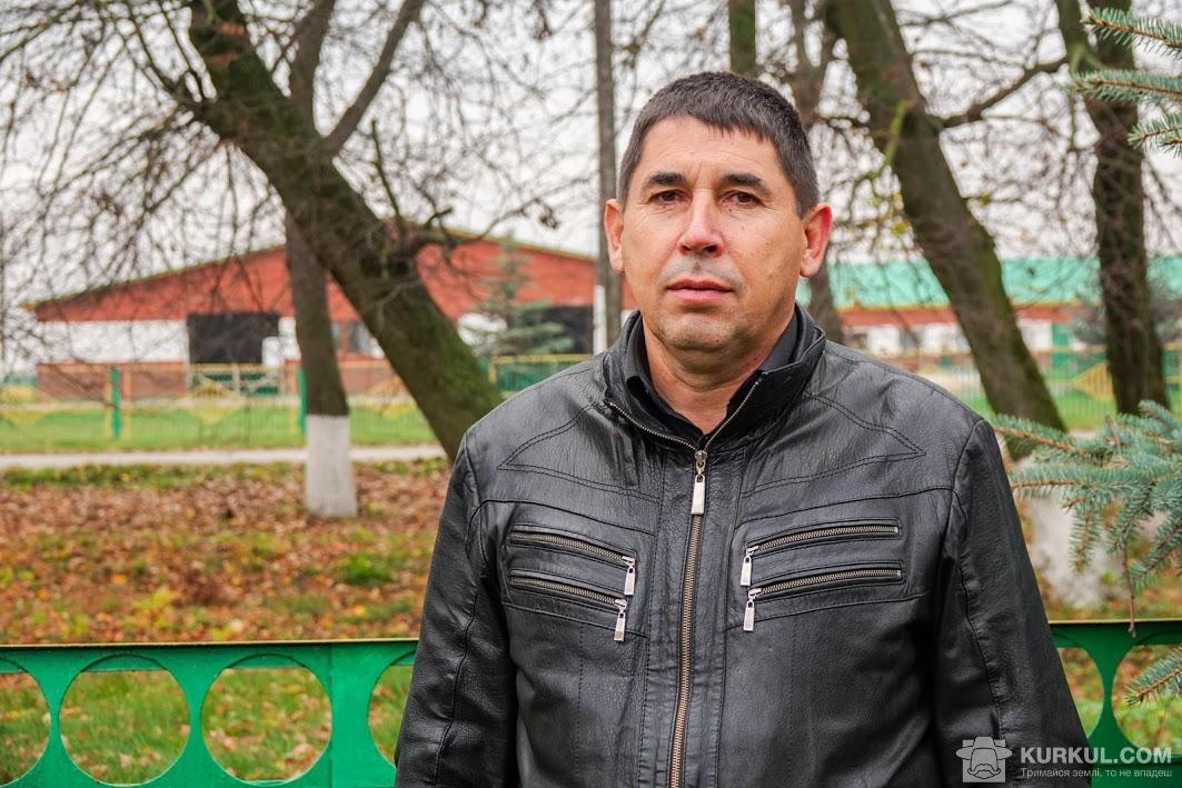 Василь Градовий, керівник підприємства «Дзвін»