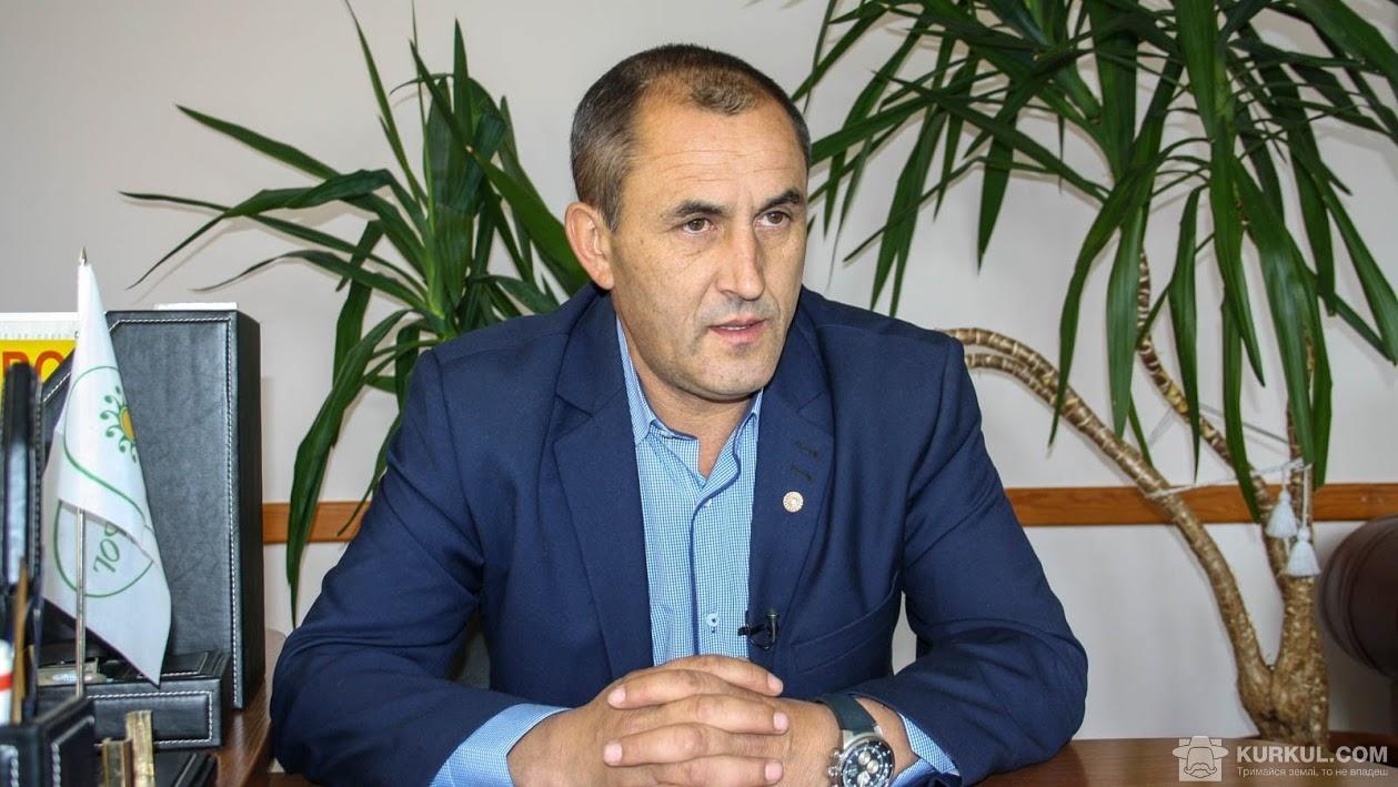 Сергій Філюк, виконавчий директор проекту рослинництва та член ради директорів корпорації «Сварог Вест Груп»