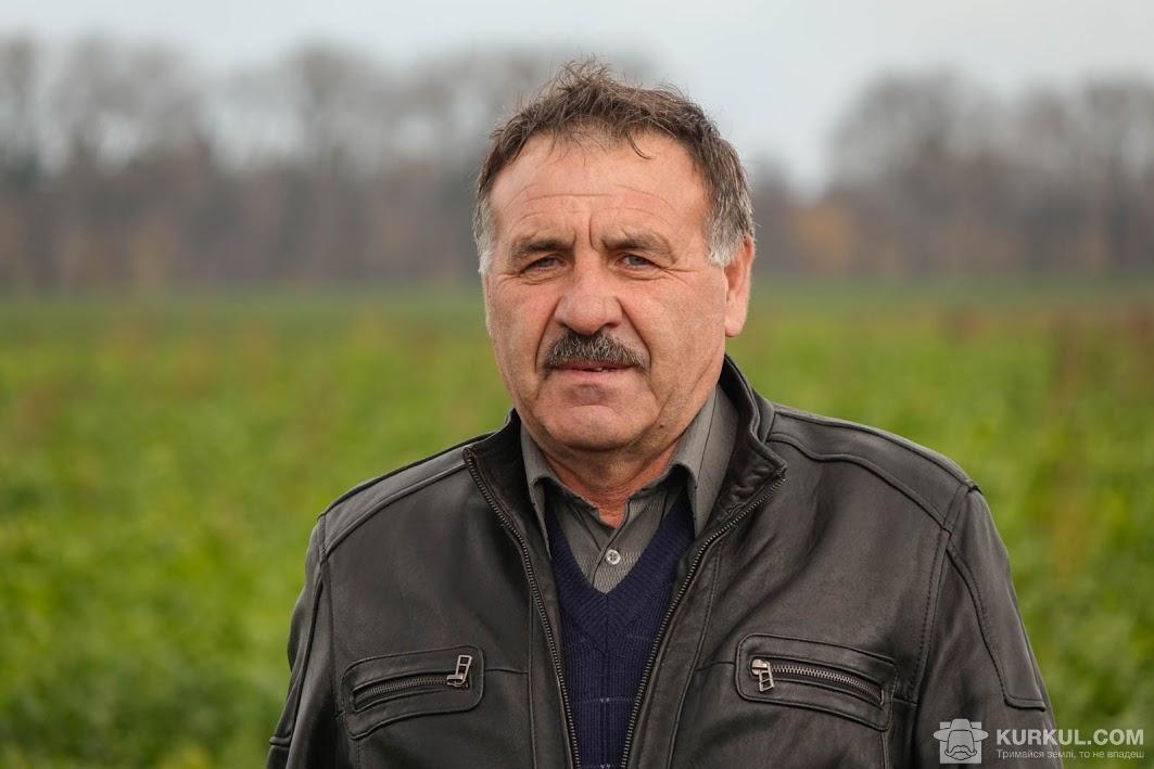 Филимон Антонюк, головний агроном «Сварог Вест Груп»