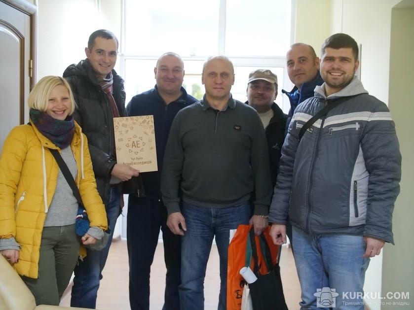 АгроЕкспедитори з Андрієм Голубом і Геннадієм Вольським