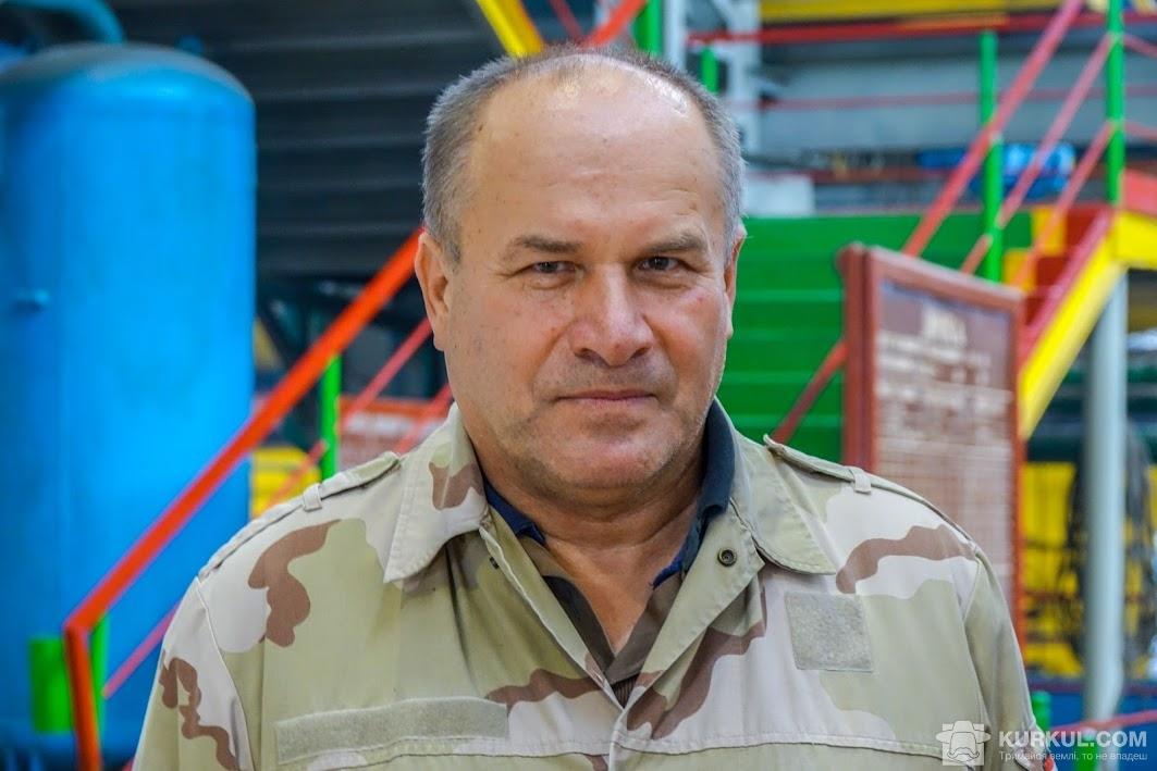 Юрій Нечипоренко, директор Капітанівського цукрового заводу