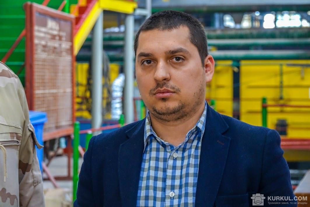 Олексій Ступак, директор департаменту розвитку корпоративного бизнесу Credit Agricole Bank