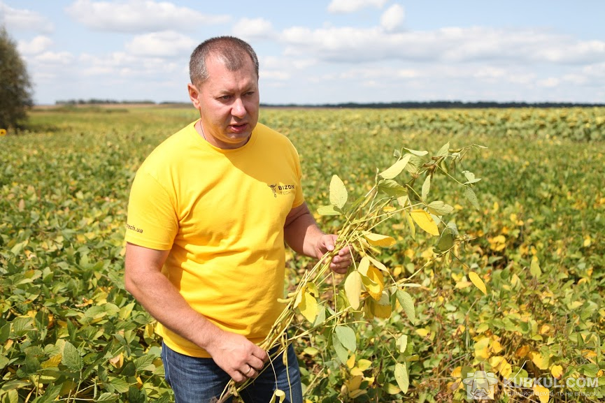 Анатолій Легкий, керівник Вінницького регіонального підрозділу «Бізон-Тех»