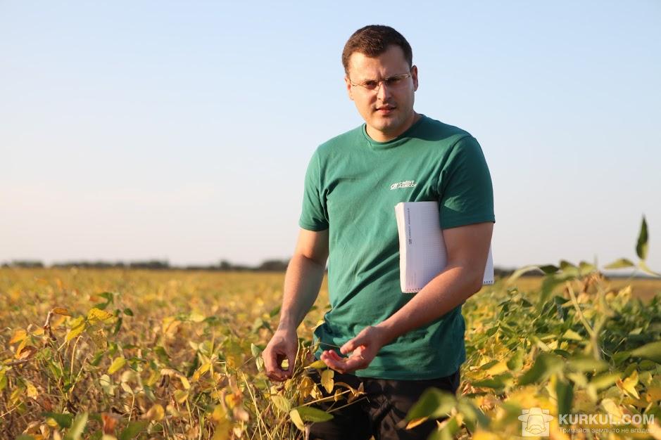Ігор Гуржій, начальник управління агроекспертизи Credit Agricole Bank