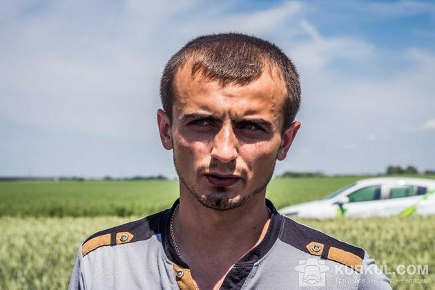 Роман Стрюков, Західний Буг