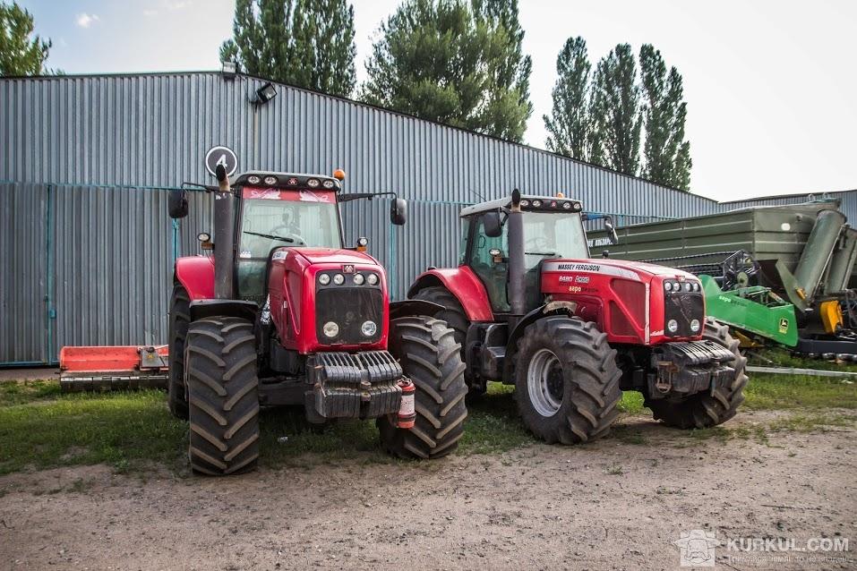 Трактори Masey Ferguson