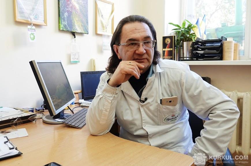Андрій Шведов, засновник і директор «НПК Амарант»