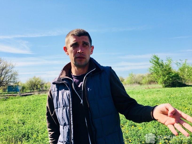Олександр Шевченко — керуючий підрозділом господарства «Агро Капітал Центр»