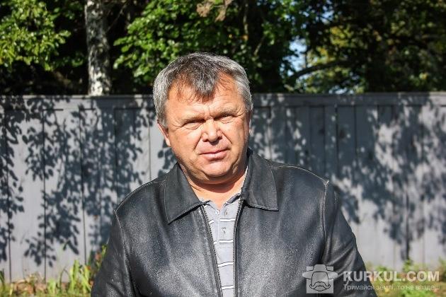 Володимир Михалишин, директор підприємства «Агрольон»