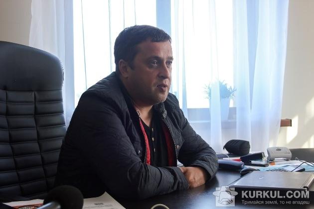 Ігор Романов, директор підприємства «Надія»