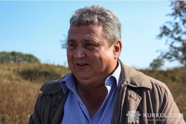Юрій Олефіренко, заступник директора з агровиробництва підприємства «Агрольон»