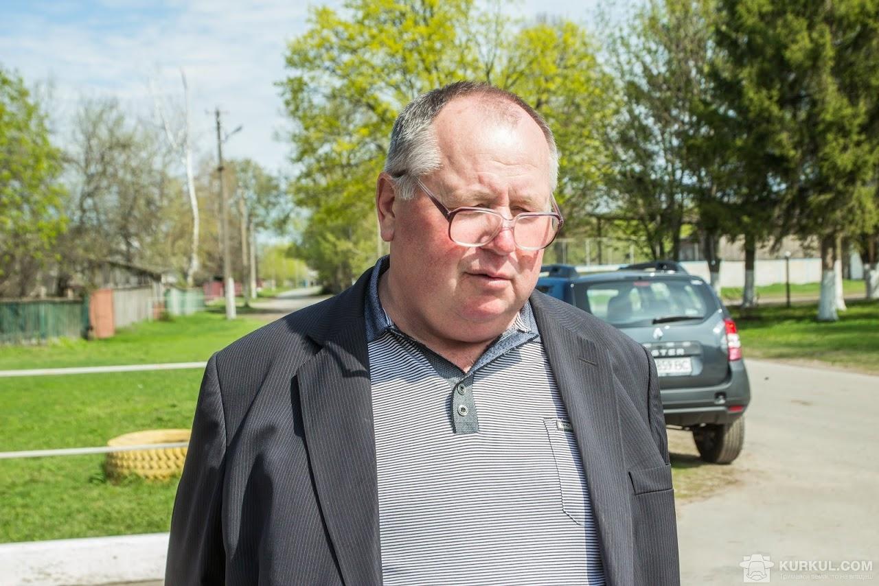 Олекссій Бутенко, голова фермерського господарства «Бутенко»