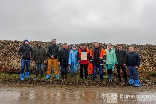 АгроЕкспедитори у полях «Агро ЛВ ЛТД»