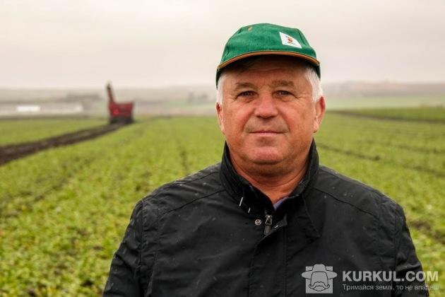 Петро Кутя, директор Західного регіону компанії «КВС-УКРАЇНА»