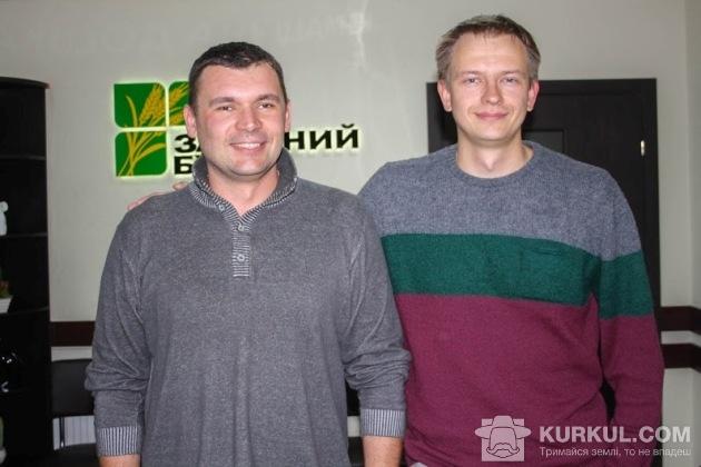 Дмитро Костарєв та Василь Косар