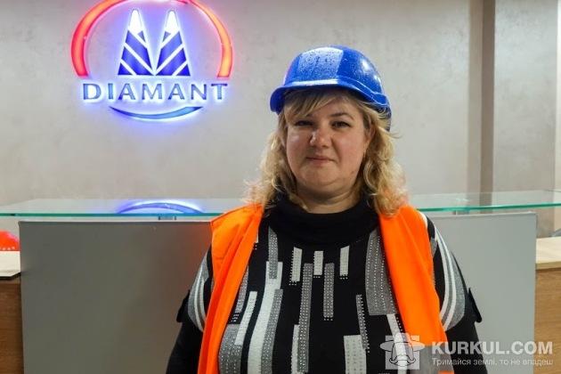 Наталія Маляєва, інженер підприємства